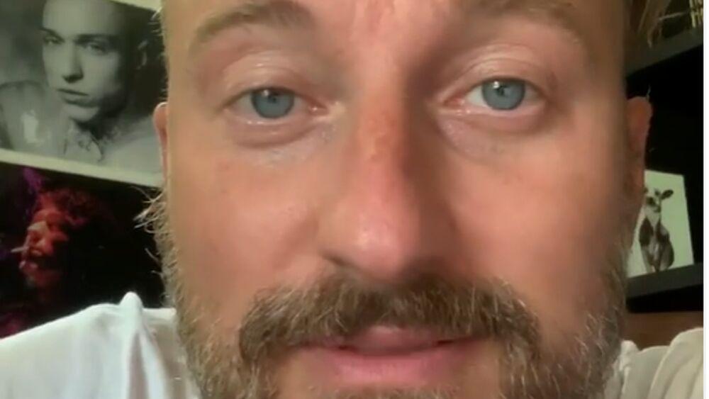 Francesco Facchinetti, test sierologico in diretta: come è andata?