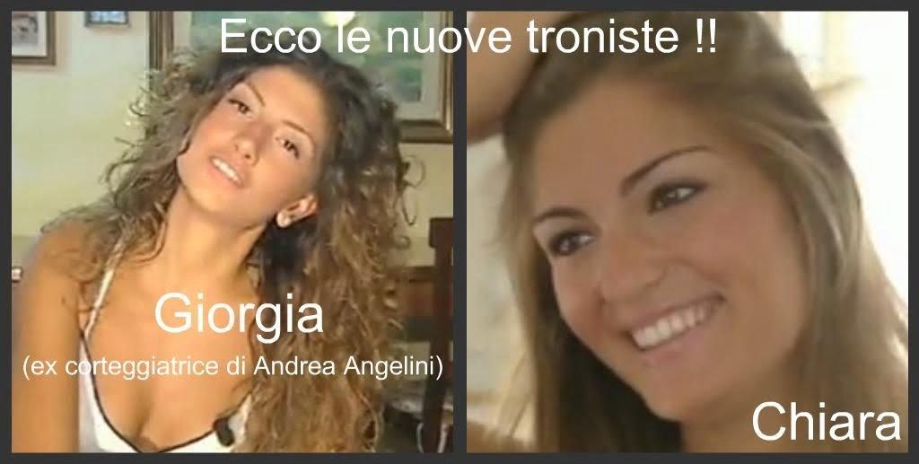 Giorgia Lucini Tronista 2012 Wdonnait