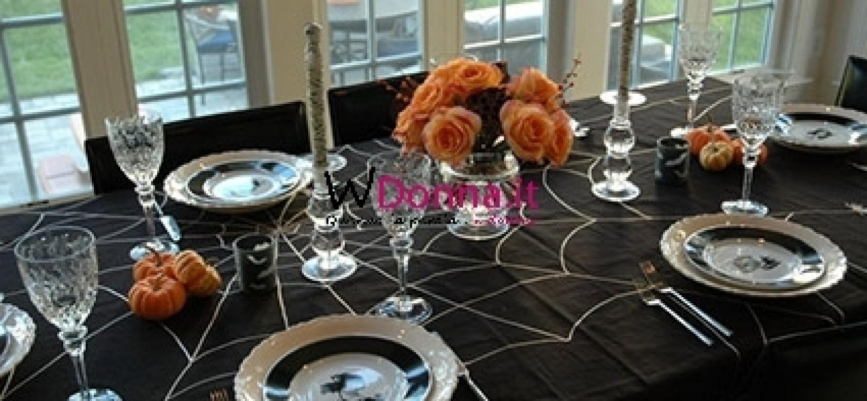 Halloween decorazioni per la tavola - Decorazioni tavola halloween ...