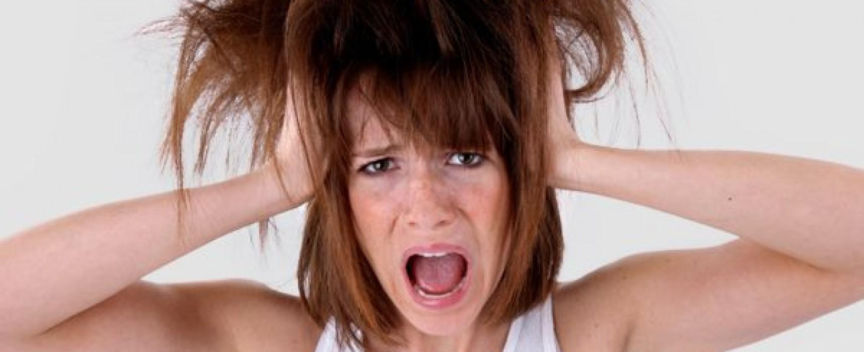 Может ли мерказолил вызвать усиленное выпадение волос