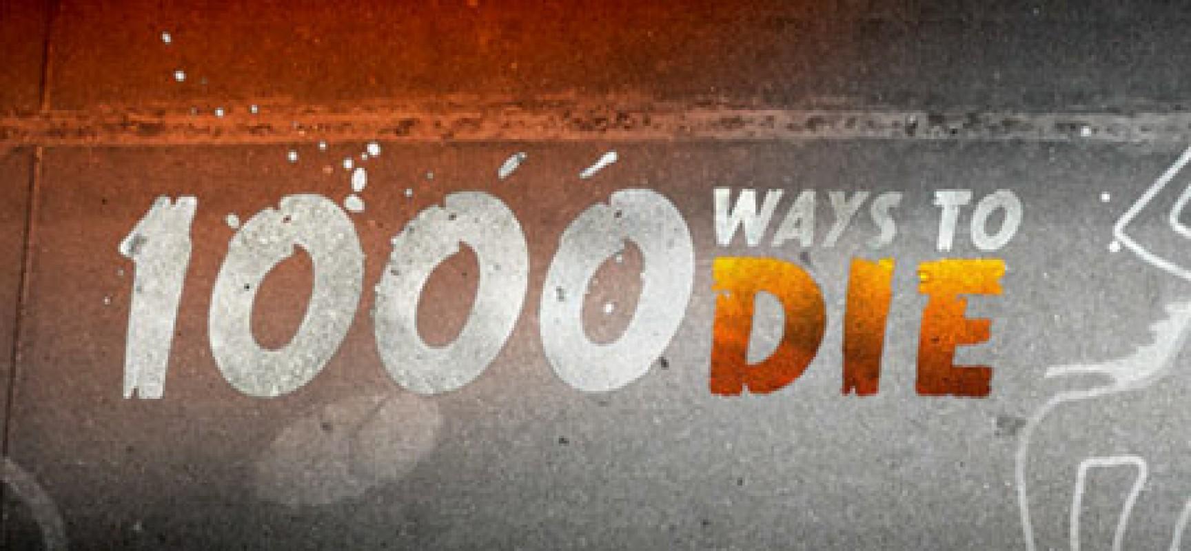 1000 modi per morire le puntate - 1000 modi per cucinare le uova ...