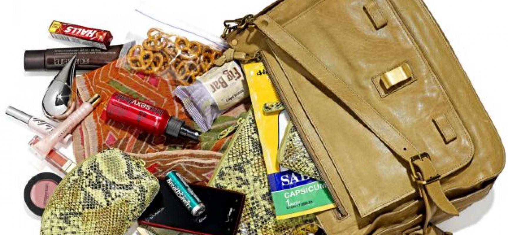 Cosa non deve mancare nella borsa di una donna - Cosa non deve mancare in casa ...