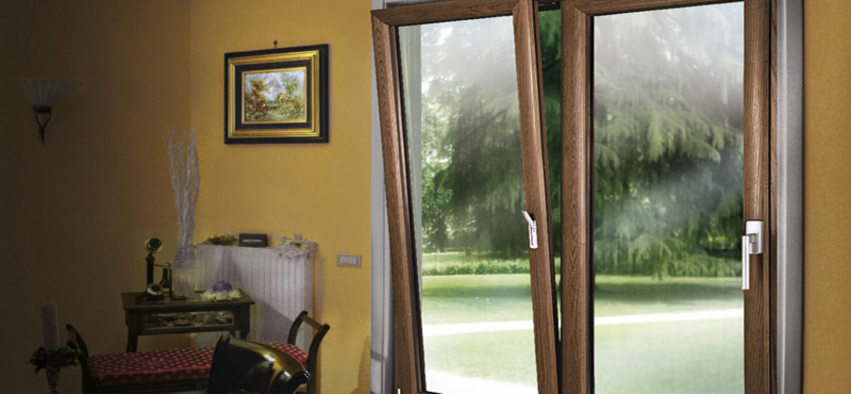 Come regolare porte e finestre in alluminio for Finestre in alluminio