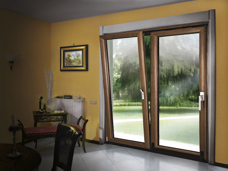 Casa moderna roma italy finestre in alluminio prezzi for Finestre infissi
