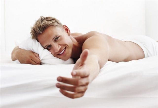 Far innamorare un uomo a letto