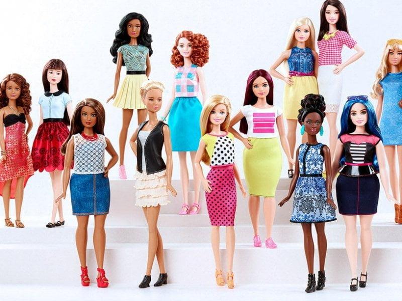 Barbie cambia pelle e colore di capelli la bambola mattel - Barbie senza colore ...